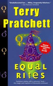 Cover of: Equal Rites | Terry Pratchett