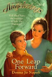 Cover of: One leap forward