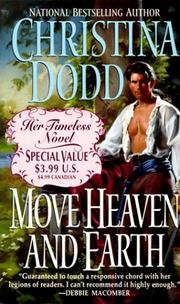 Cover of: Move Heaven and Earth