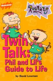 Cover of: Twin Talk | David Lewman