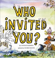 Cover of: Who invited you?