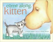 Cover of: Come along, kitten