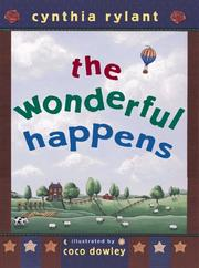 Cover of: The Wonderful Happens