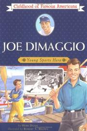 Cover of: Joe DiMaggio