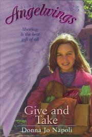 Cover of: Give and Take (Aladdin Angelwings)
