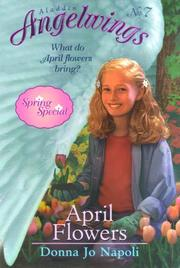 Cover of: April flowers
