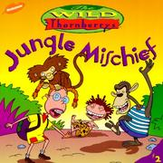 Cover of: Jungle Mischief (Wild Thornberrys) | David Regal, Thompson Bros.