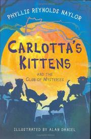 Cover of: Carlotta's kittens and the Club of Mysteries | Jean Little