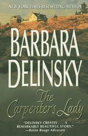 The carpenter's lady by Barbara Delinsky