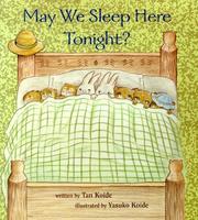 Cover of: May we sleep here tonight?