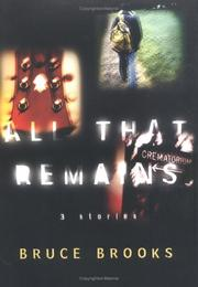 Cover of: All that remains
