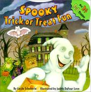 Cover of: Spooky Trick Or Treat Fun