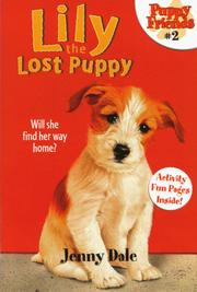 Cover of: Lily the Lost Puppy (Puppy Friends)