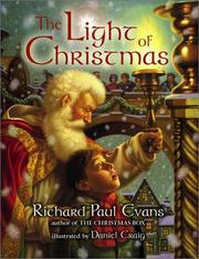 Cover of: The light of Christmas