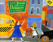 Cover of: What Zeesie Saw on Delancey Street | Elsa Okon Rael