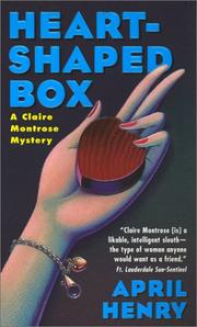 Cover of: Heart-Shaped Box (Claire Montrose Mysteries