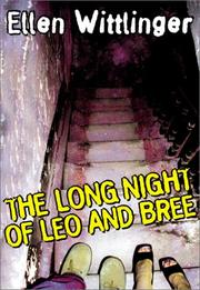 Cover of: The long night of Leo and Bree