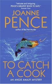 Cover of: To Catch a Cook | Joanne Pence