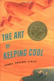 Cover of: The art of keeping cool