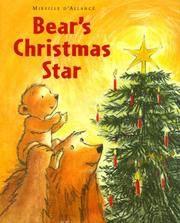 Cover of: Bear's Christmas star