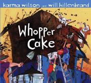 Cover of: Whopper Cake