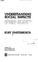 Cover of: Understanding social impacts