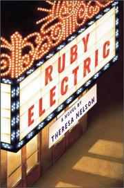 Cover of: Ruby electric | Theresa Nelson