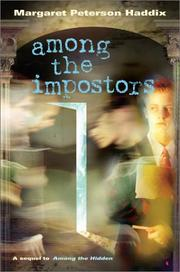 Cover of: Among the impostors