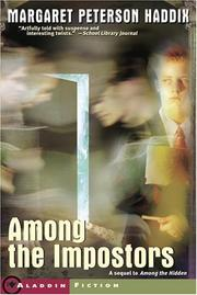 Cover of: Among the Imposters (Shadow Children #2)