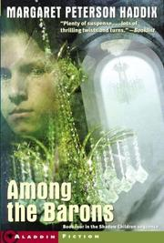 Cover of: Among the Barons (Shadow Children)