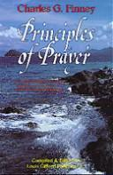 Cover of: Principles of prayer