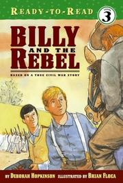 Cover of: Billy and the Rebel