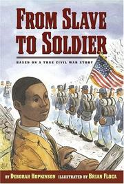 Cover of: From Slave to Soldier