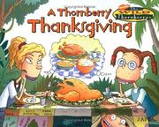 Cover of: A Thornberry Thanksgiving | Kitty Richards