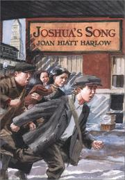 Cover of: Joshua's song