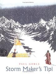 Cover of: Storm Maker's Tipi