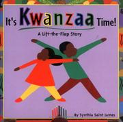 Cover of: It's Kwanzaa time!