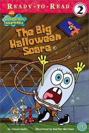 Cover of: The big Halloween scare