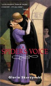 Cover of: Spider's voice