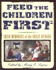 Cover of: Feed the children first