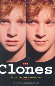 Cover of: The clones: The Virtual War Chronologs--Book 2