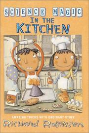 Cover of: Science Magic in the Kitchen