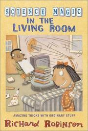 Cover of: Science Magic in the Living Room