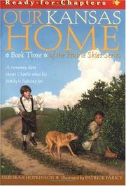 Cover of: Our Kansas Home