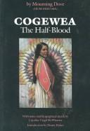 Cover of: Cogewea, the half blood | Mourning Dove