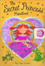 Cover of: The Secret Princess Handbook
