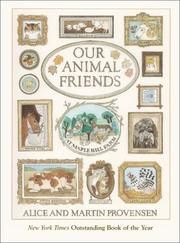 Cover of: Our animal friends at Maple Hill Farm