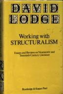 Cover of: Working with structuralism