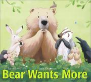 Cover of: Bear wants more