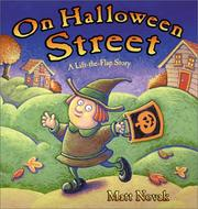 Cover of: On Halloween Street: A Lift-the-Flap Story (Lift the Flap)